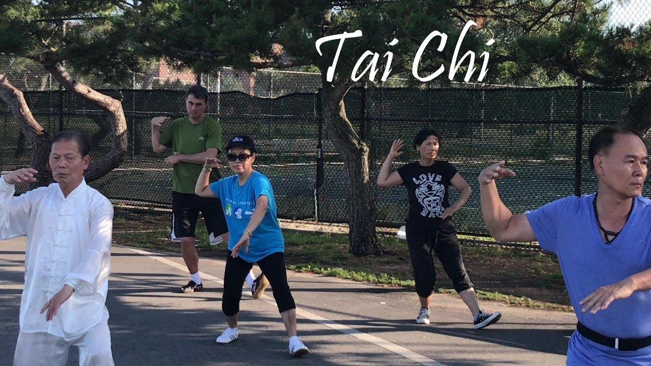 Tai Chi yoga sport new york brooklyn fitness