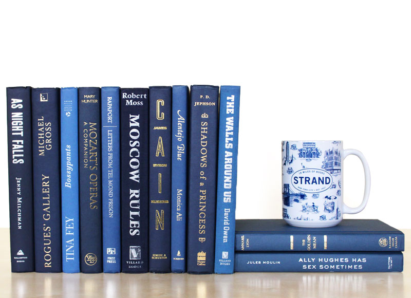 blue books Strand publishing