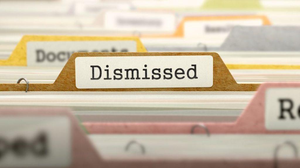 Article 32 Dismissed