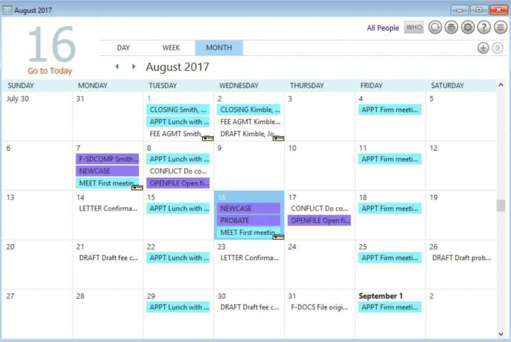 Article 34-Court Calendar