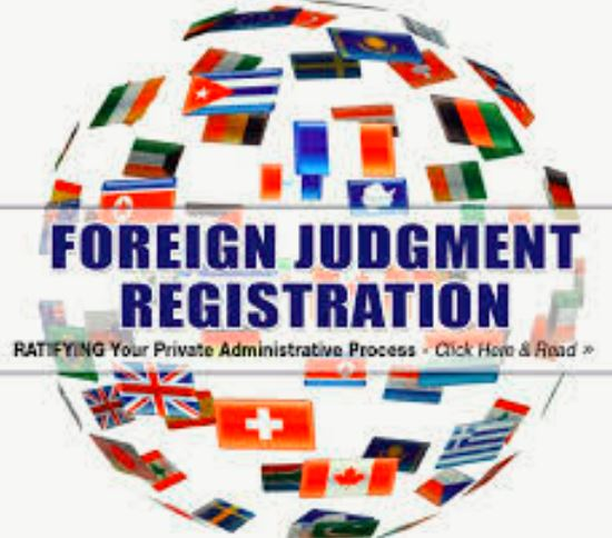 Article 53 of CPLR of New York about Foreign Country Money Judgment